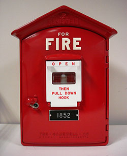 Fire Alarm installation, Saugus, MA